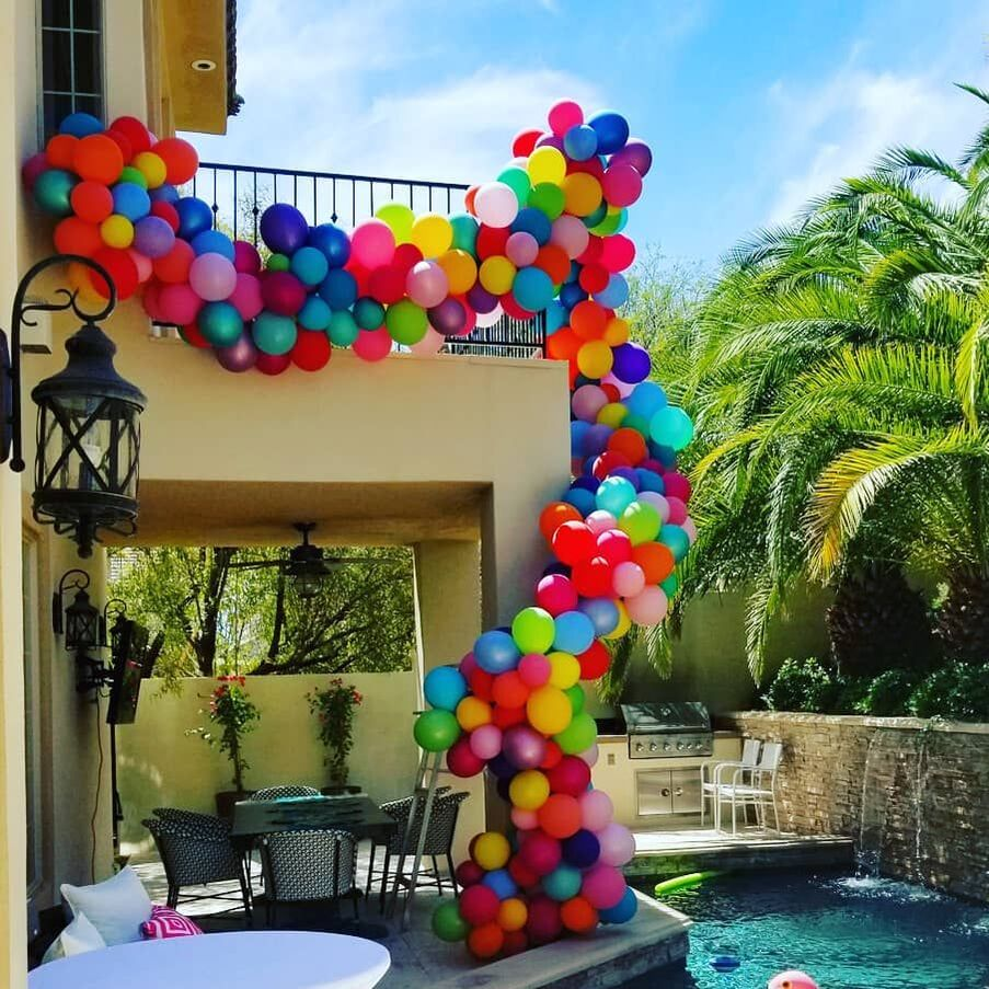 Las Vegas Balloons by Balloons With A Twist
